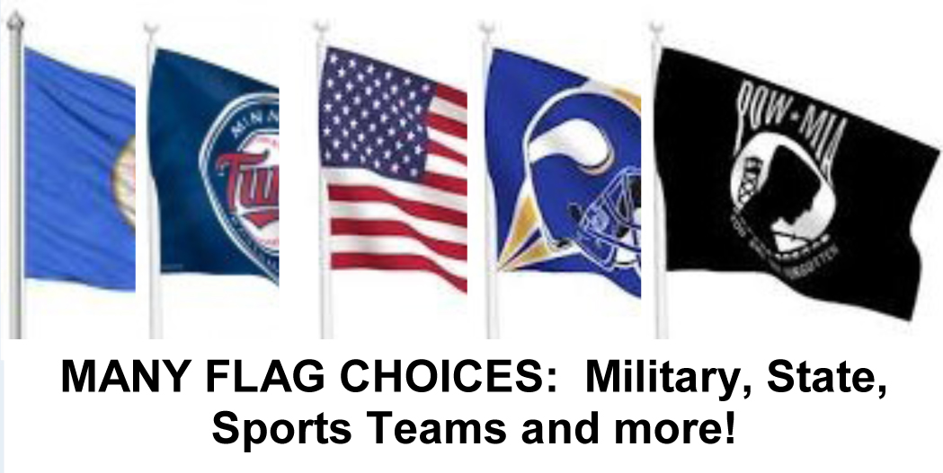 Flag choices